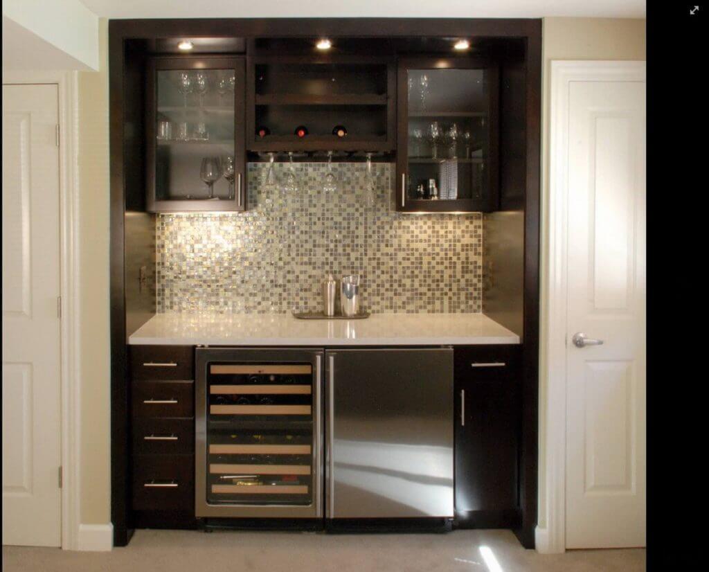 Basement Kitchen Design