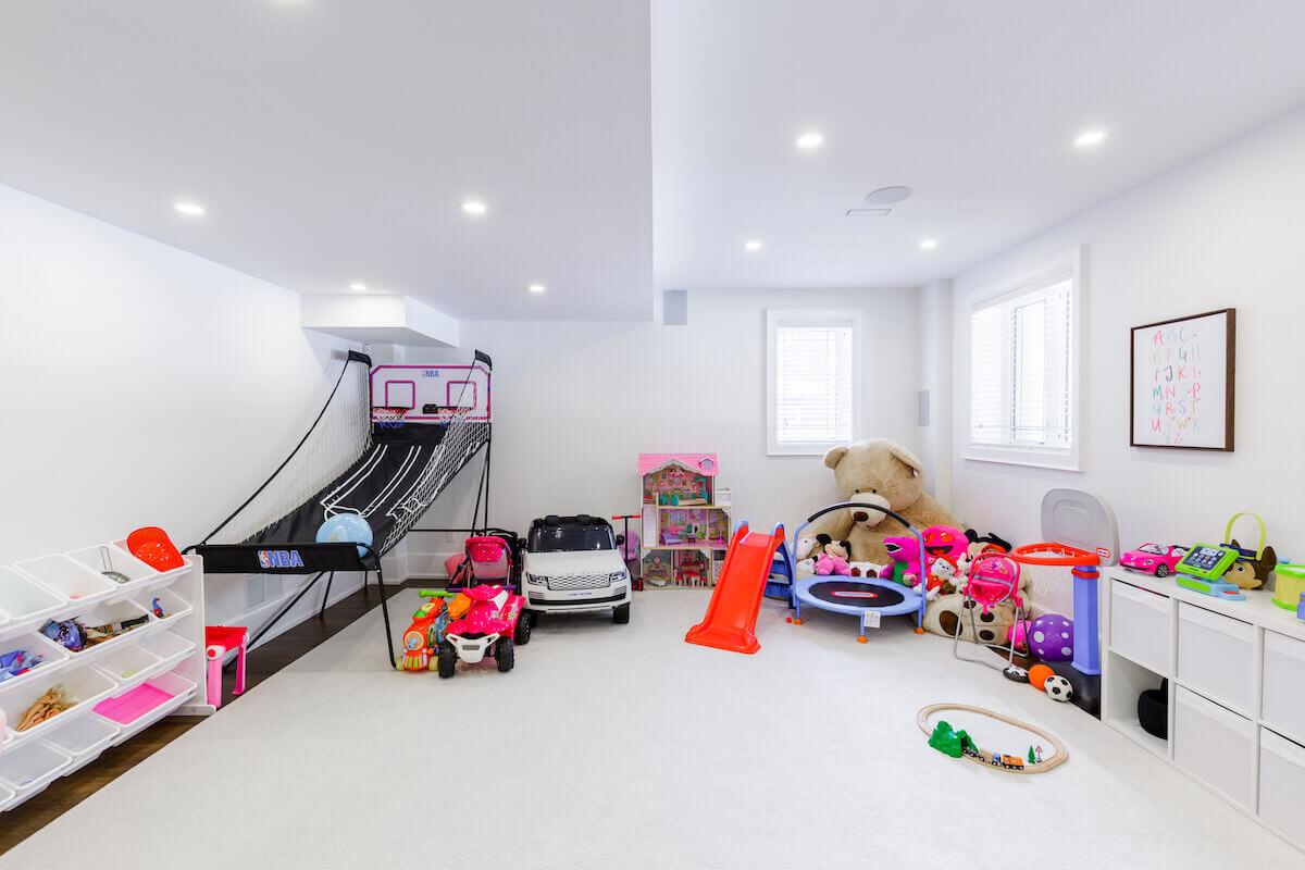 Basement Game Room Ideas Design Make Your Basement Cool